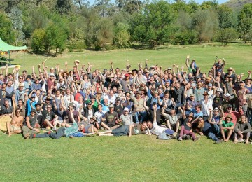 Menergy 2015 Group Photo Licola