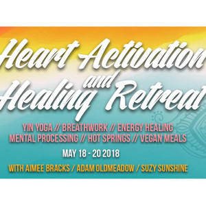 Heart Activation & Healing Retreat